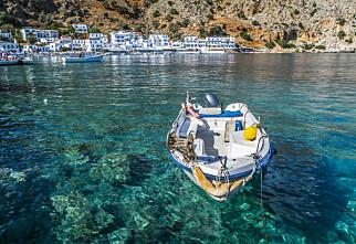 Turister får store bøter i Hellas