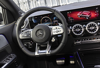 Drøy Mini-SUV fra Mercedes