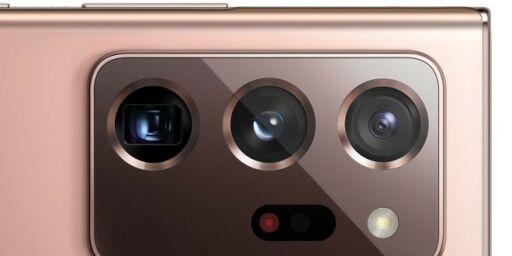 image: Alt vi vet om Samsung Galaxy Note 20 Ultra