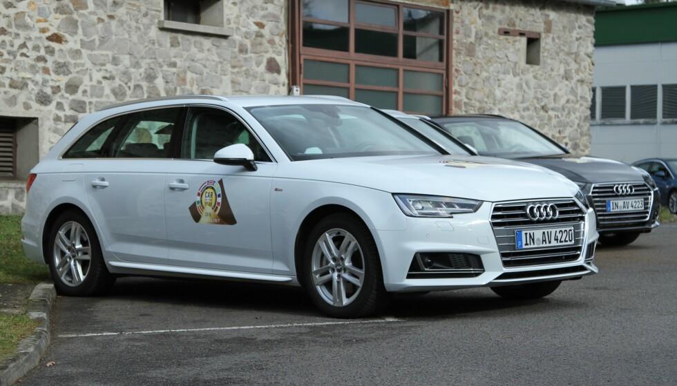 BYTTE STARTER-MOTOR: Fuktighet kan trenge inn og kortslutte startermotoren på 530.000 nyere Audi-modeller. Foto: Rune Korsvoll