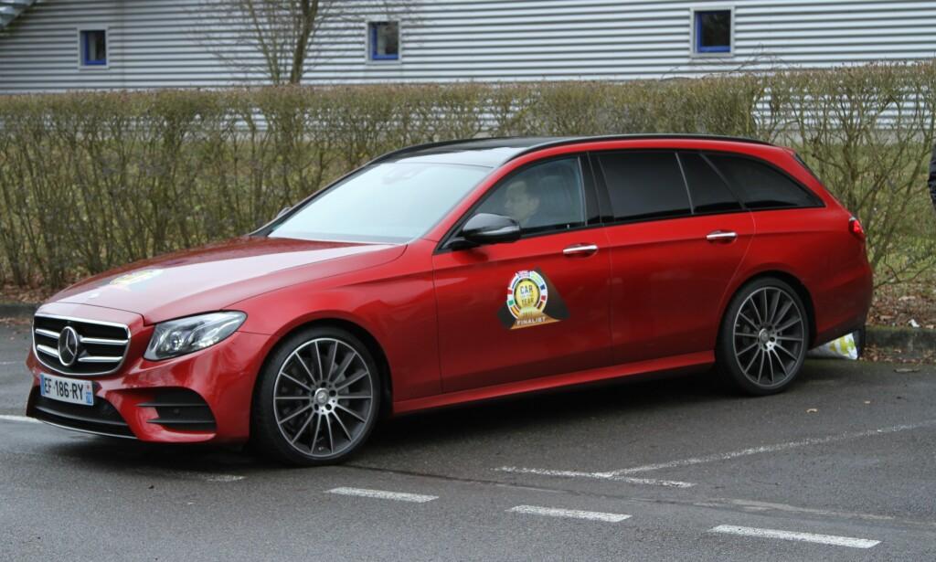 VARM OLJE: Mercedes kaller tilbake flere modeller som kan ha lekkasje av olje fra turboladeren. Foto: Rune Korsvoll