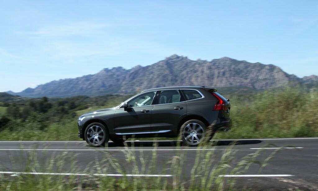 OVEROPPHENTING: Volvo kaller tilbake ti modeler for å utbedre en feil på kjølesystemet. Foto: Volvo