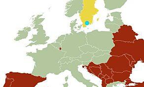image: Disse landene kan du reise til