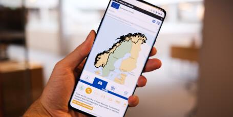Ny app skal bidra til trygge reiser