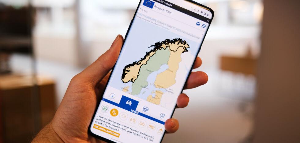 image: Ny app skal bidra til trygge reiser