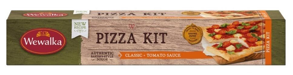 TILBAKEKALLES: Coop har sammen med produsenten valgt å tilbakekalle produktet etter mistanke om at det kan inneholde spor av metall i pizzasausen. Foto: Produsenten
