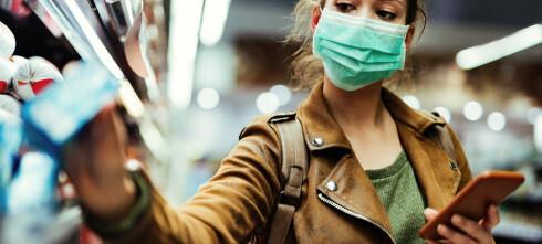 Innfører strengere krav til bruk av munnbind