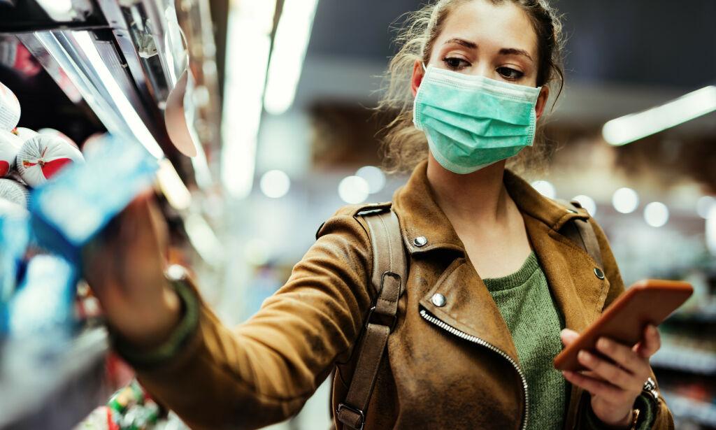 image: NÅ: Strengere munnbindkrav