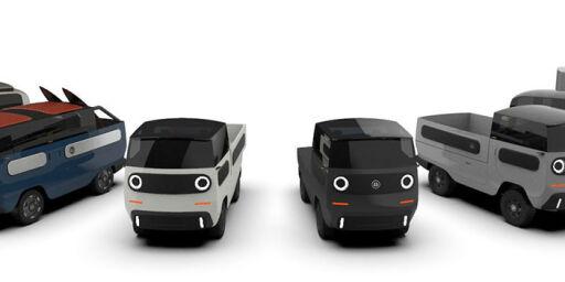 image: Bygger biler etter Lego-prinsippet
