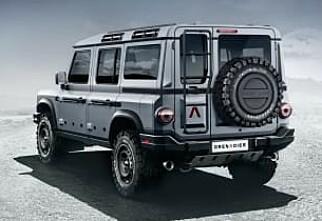 Bilnyheten gjorde Land Rover rasende