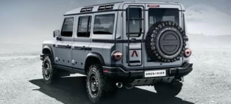 Gjør Land Rover rasende