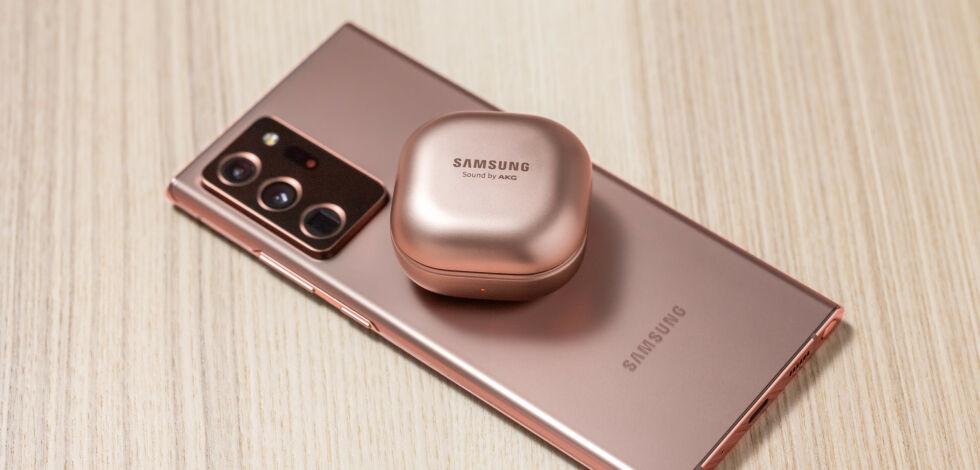 image: Storlansering fra Samsung