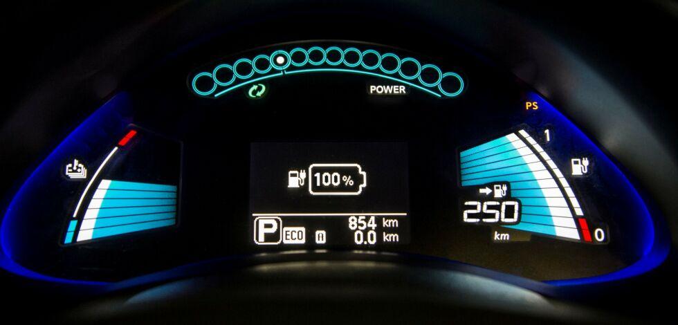 image: Redd for utslitt elbil-batteri?