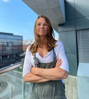BESTILTE LEIEBIL: Journalist Kjersti Skotheim fikk ikke leiebilen hun skulle ha, og det var ikke lett å klage i etterkant. Foto: Maria Sirevåg Wilhelmsen.