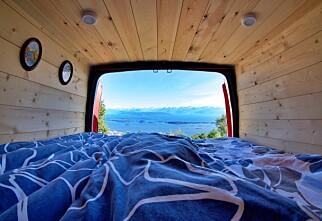 Bygge campingbil?