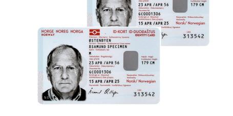 Nå kommer nye pass og ID-kort