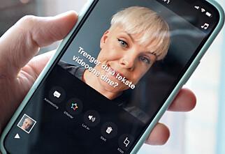 Slik tekster du mobilvideoene automatisk