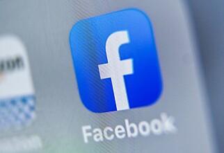 Facebook hardt ut mot Apple