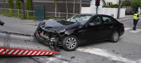Antall skademeldinger i trafikken har økt med over 6.000 i sommer