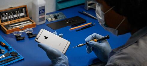 Flere får reparere Mac og iPhone