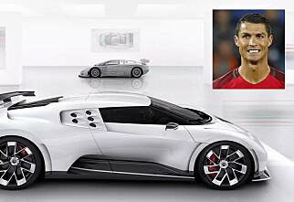 Ronaldos nye 100-millioners «firmabil»