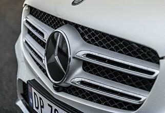 Ny, elektrisk familiebil fra Mercedes