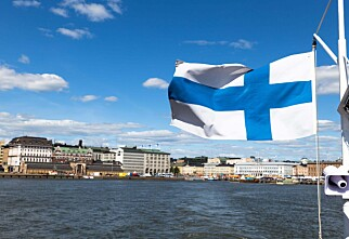 Finland stenger for Norge