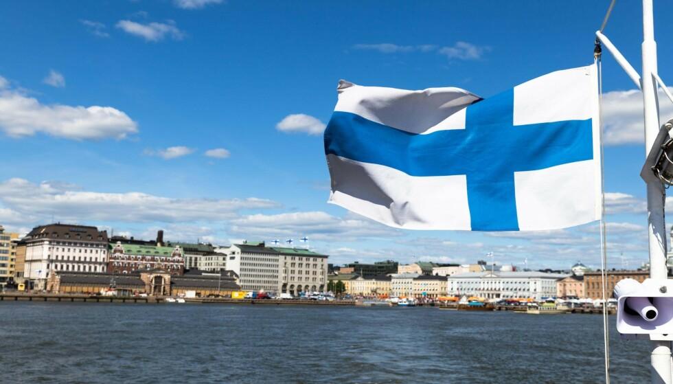 STENGT UTE: Nordmenn er, blant andre, stengt ute fra Finland nå, etter at regjeringen skjerper innreiserestriksjonene. Foto: Shutterstock/NTB Scanpix.