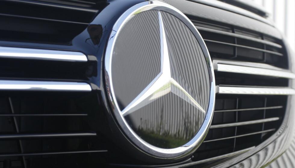 GIRER OM: Mercedes-Benz varsler at du kutter ut manuelt gir og flere motorer i bilene sine framover. Foto: Øystein B. Fossum