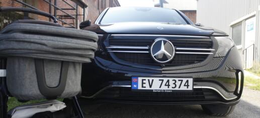 Takk for denne, Mercedes!