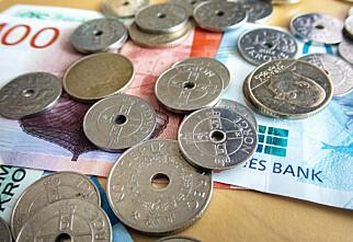 Slik blir du «kvitt» kontanter