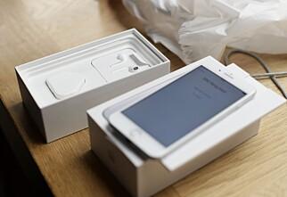 iPhone-ryktet det kan bli furore av