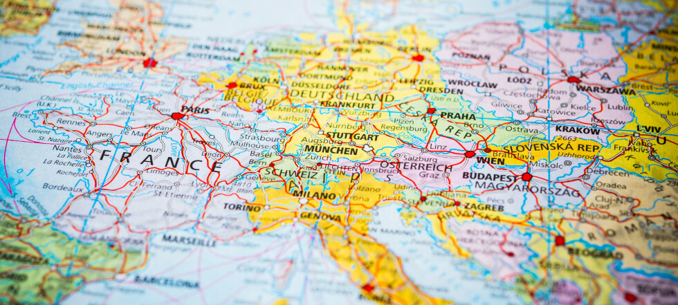 Snart er hele Europa rødt
