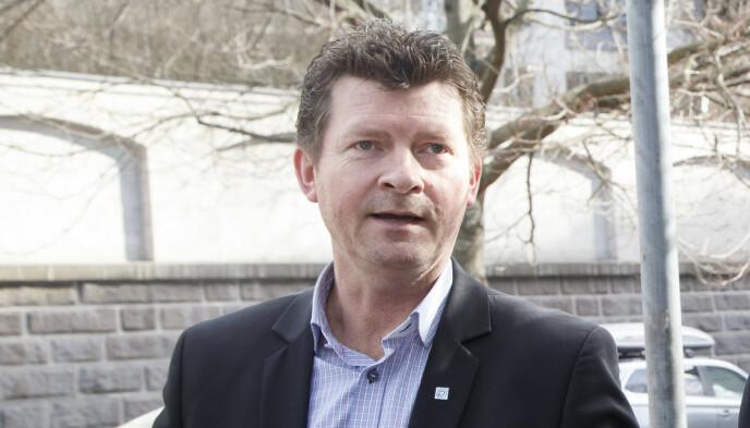Lars Monsen er daglig leder i Norges Parkeringsforening (Norpark) Foto: Heiko Junge / NTB scanpix