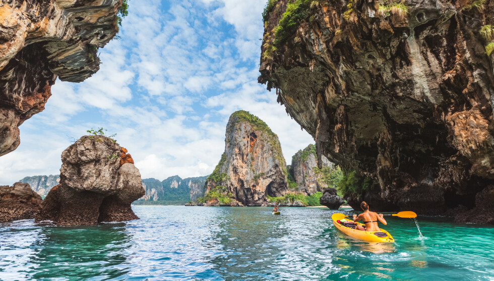 THAILAND-FERIE? Etter alt å dømme blir det en stund til du kan reise til nordmenns favoritt-reisempl om vinteren, Thailand. Foto: NTB Scanpix