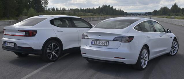KOMPROMISSET: Nordmenn liker egentlig ikke slik avslutning på bilene, men er prisen bra, går vi mann av huse. Foto: Rune M. Nesheim