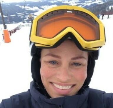 SKI-SPARING: Cecilie Tvetenstrand gir sine beste spareråd til de som skal svinge seg i slalåmbakken denne sesongen. Foto: privat.