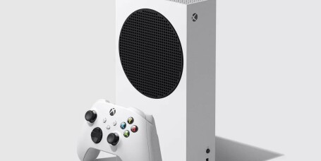 Her er Xbox Series S