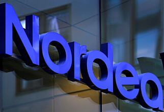 Nå koster det å ha brukskonto hos Nordea