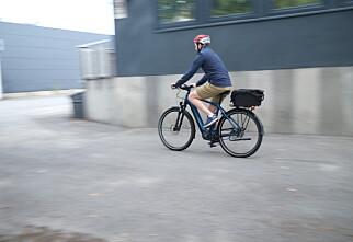 TEST: Ren sykkelglede