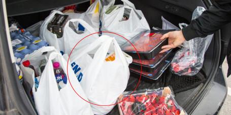 Ny avgift gir skyhøy plastposepris