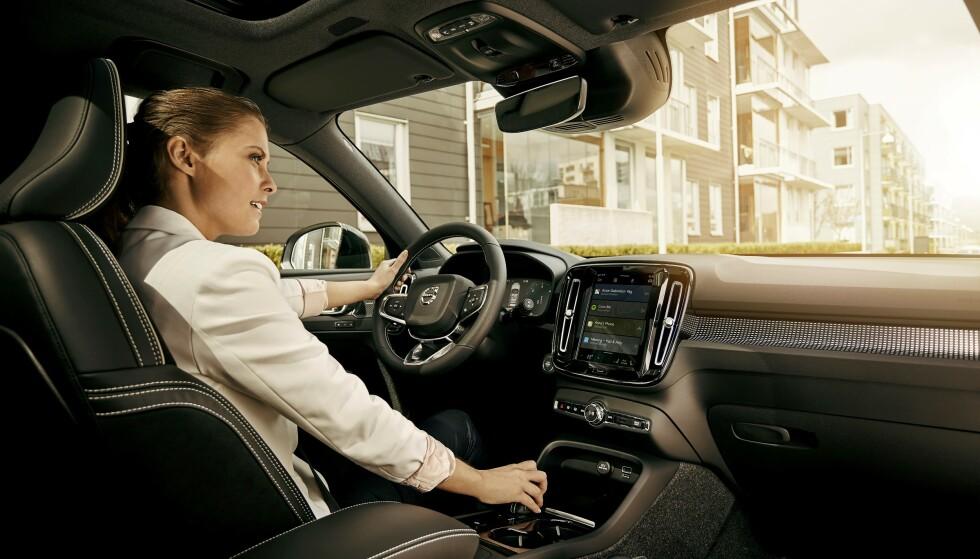 PÅ TOPP: Setene i Volvos biler er de aller beste, ifølge eierne. Foto: Volvo