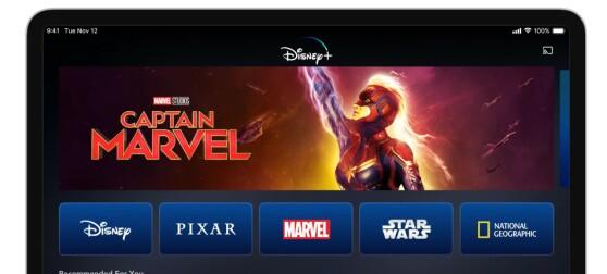 Disney+: Alt dette kan strømmes