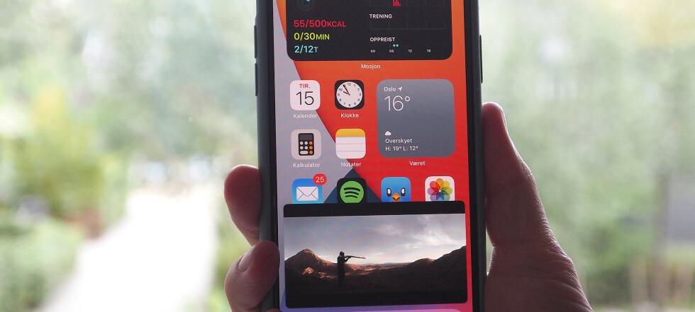 Nå får iPhone alt dette