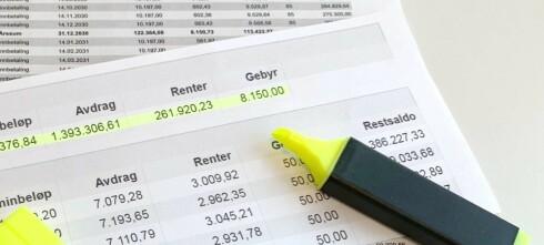 Avviser Finanstilsynets forslag til boliglånsforskrift