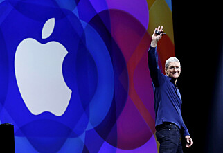 Raser etter Apple-lansering