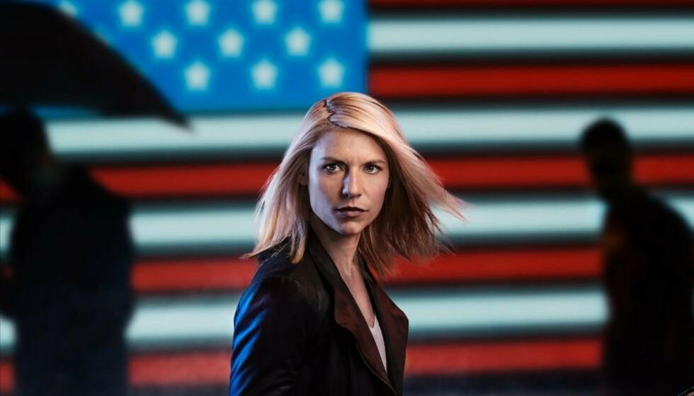 PARAMOUNT+: «Homeland» er en av de største seriene til Showtime. Foto: Showtime