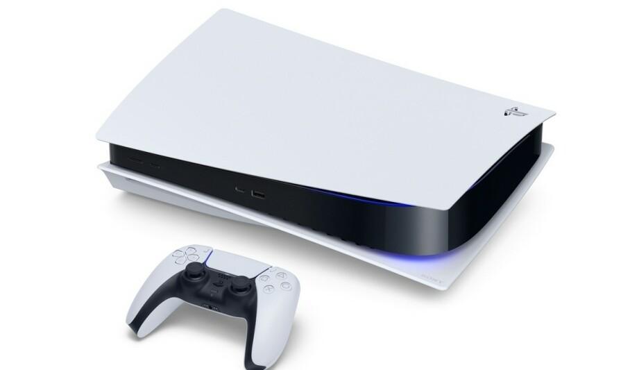 KOMMER 19. NOVEMBER: PlayStation 5 er bare to måneder unna salgsstart i Norge. Foto: Sony