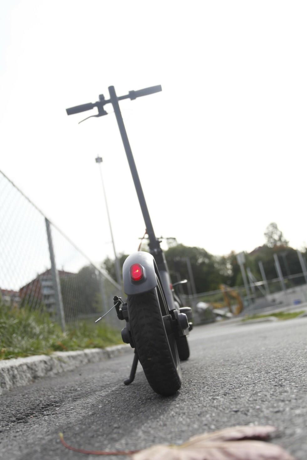 CLASSYWALK S200: Denne modellen fungerer helt greit til daglig bruk. Foto: Øystein B. Fossum