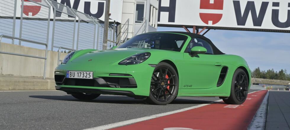 Test: Hvorfor, Porsche?